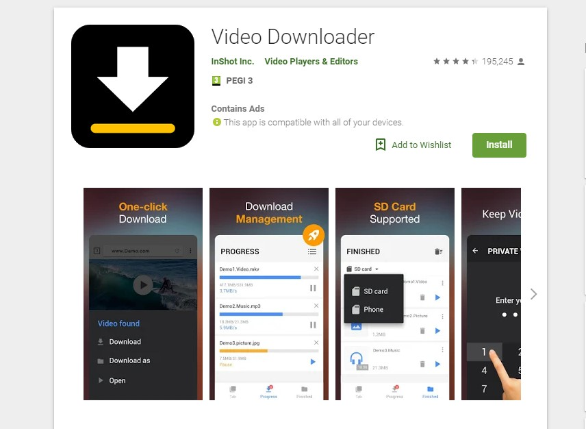 video instagram downloader