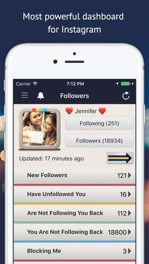 nouvelles applications instagram pour avoir plus abonnes