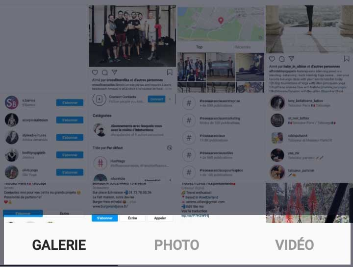 comment fonctionne instagram live